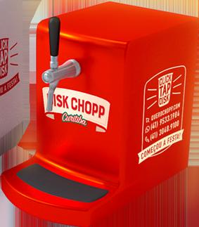 Chopeira Elétrica Disk Chopp Curitiba